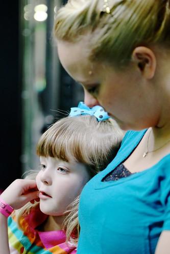 Cheyenne's 5th Birthday Part at Flight Deck Trampoline Park