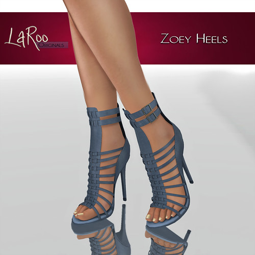 Zoey Pumps For Fameshed