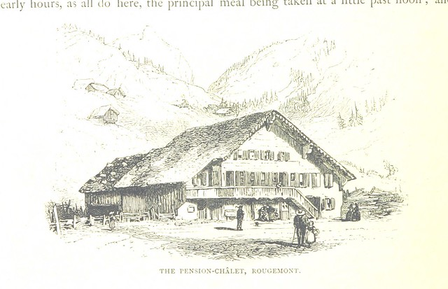 Image taken from page 190 of '[Swiss Pictures drawn with pen and pencil [by S. Manning]. The illustrations by E. Whymper, etc. [Published by the Religious Tract Society.]]'
