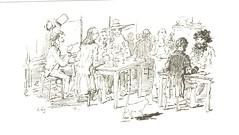 """British Library digitised image from page 30 of """"La fregate l'Incomprise. Voyage autour du monde à la plume par Sahib [With illustrations.]"""""""