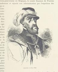 """British Library digitised image from page 251 of """"Histoire de Belgique depuis les temps primitits jusqu'à nos jours [With coloured illustrations.]"""""""