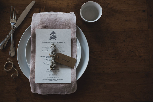 Kinfolk Herbal Infusions Workshop // Chattanooga, TN