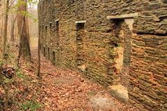 Concord Woolen Mill, Cobb Heritage Park, Smyrna, Cobb County, Georgia 3