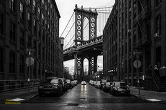 Dumbo & Manhattan Bridge