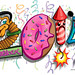 2014! FELIZ AÑO NUEVO! HAPPY NEW YEAR!!! BY JOTASHOCK by Jotashock