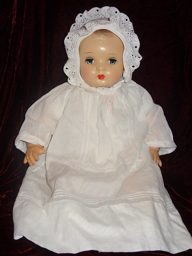 Unmarked Baby Doll