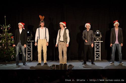 Joachim Geibel, Tobias Malms,Yannick Flaskamp, Moses fendel & Axel Sixt / Mit ohne Alles (SAD_20131214_NKN3443)