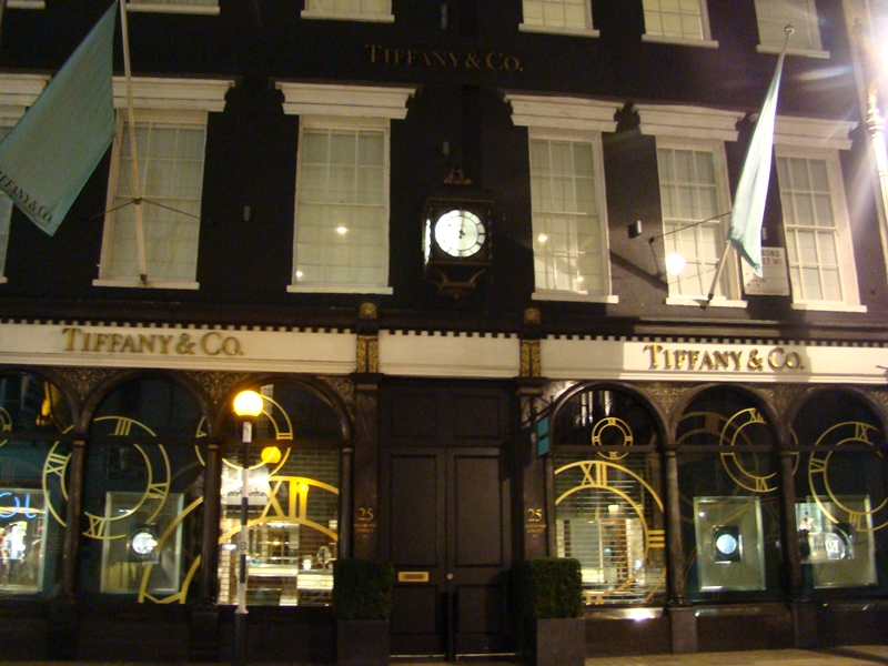 Tiffany & Co. London