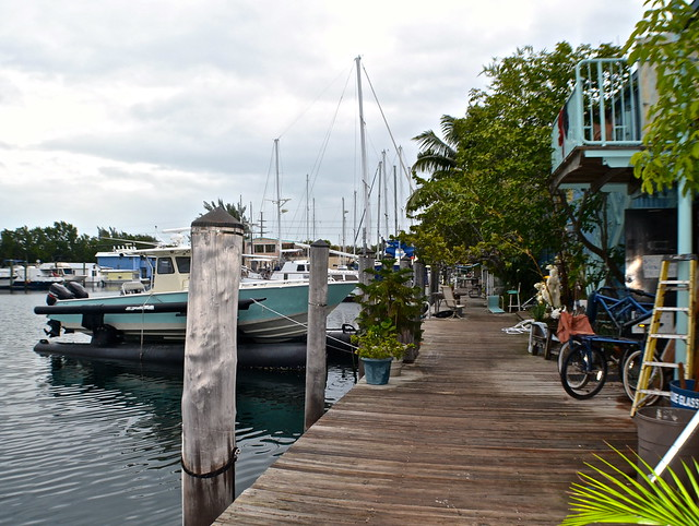 florida keys vacation rentals - stock island marina village