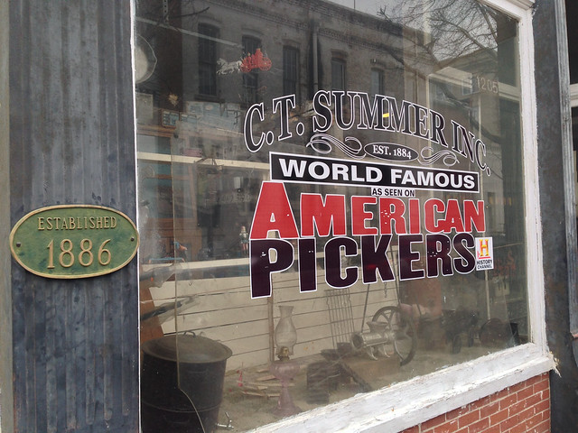 As See on American Pickers