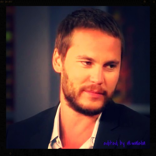 Taylor Kitsch on The View