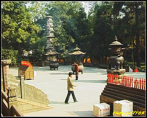 杭州 飛來峰景區 - 042 (靈隱寺)