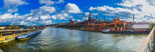 Liège: Steel Works 2