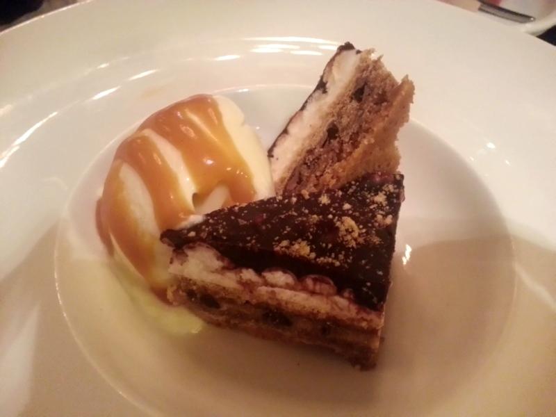 King Edward Hotel dessert smores