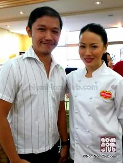Chef Jackie Ang-Po & NomNom Club