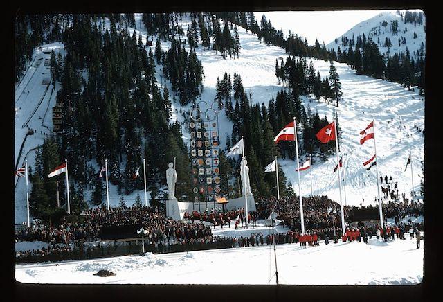 Winter Olympic 1960