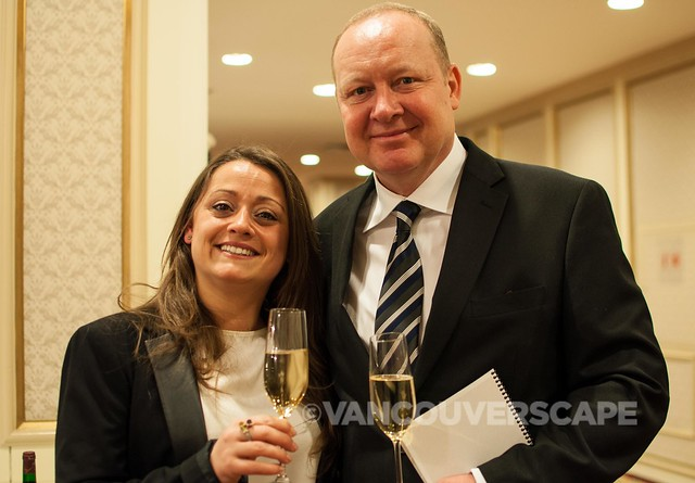 Anna Manchon of Torres, Mikael Falkman of Taittinger