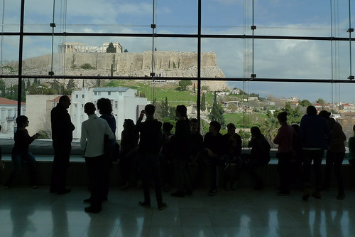Acropolis Museum - Athens, Greece