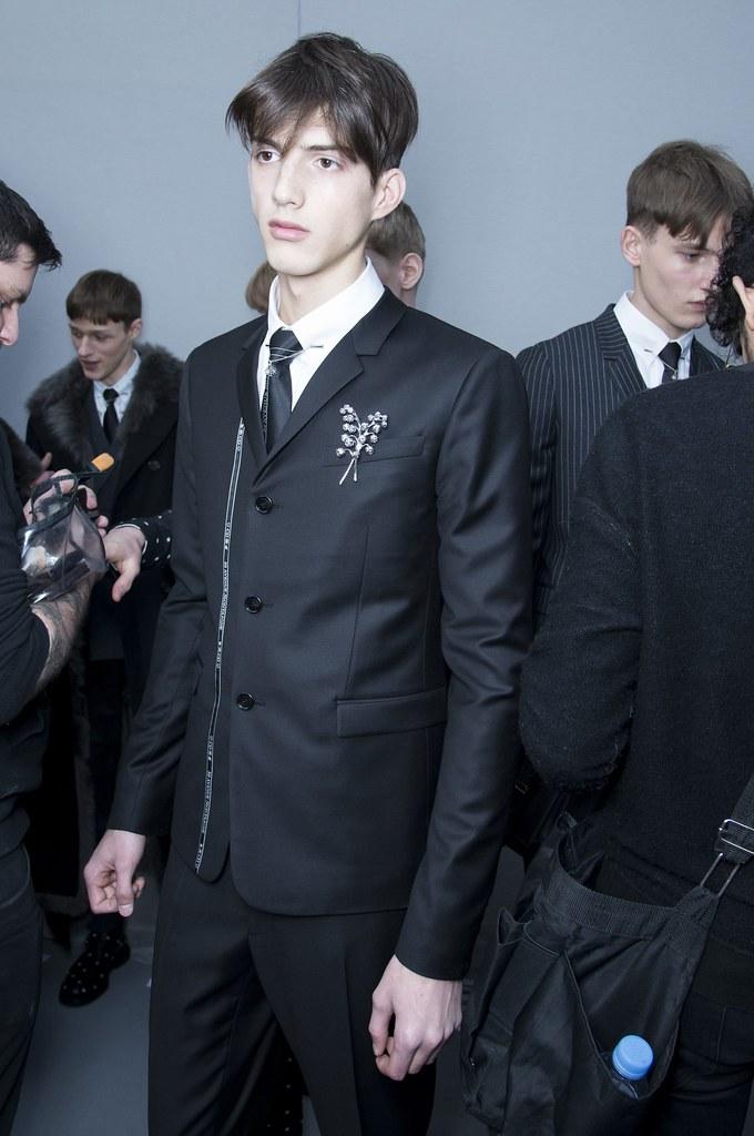 FW14 Paris Dior Homme225_Albert Razumov, Frederik Ruegger(fashionising.com)