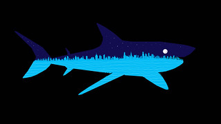 SHARK AND THE CITY