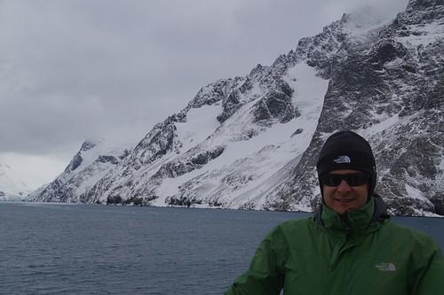 585 Drygalski Fjord met Arjan