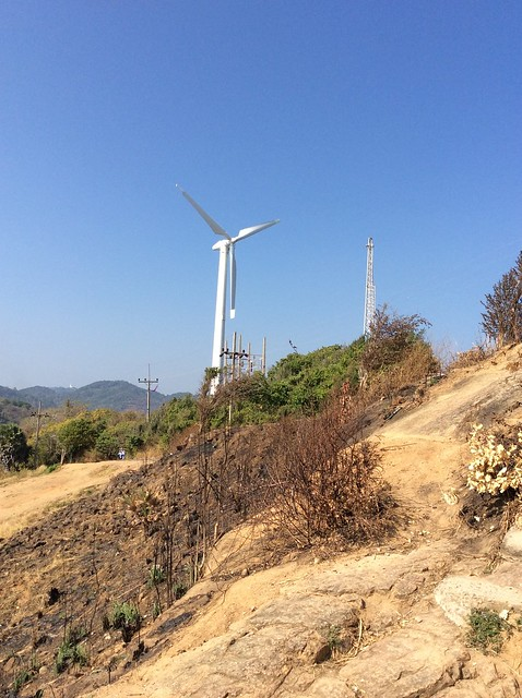 Yes, wind power