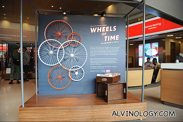 Wheels of Time exhibition