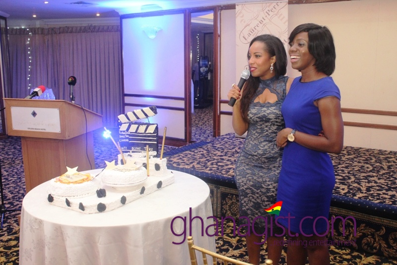 MultiChoice Ghana Cocktail Party for 2014 AfricaMagic Viewers' Choice Awards winners and nominees #AMVCA2014