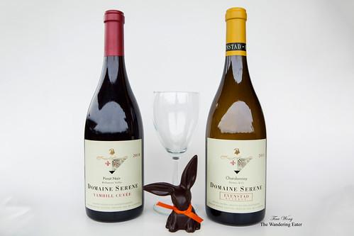 Domaine Serene wines