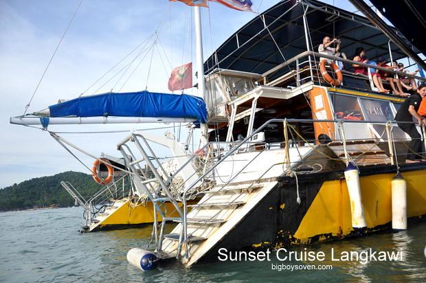 Sunset Cruise Langkawi 4