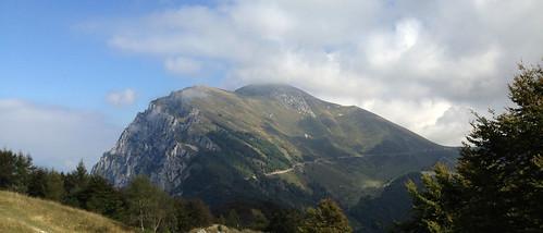 Monte Baldo pārgājiens 3