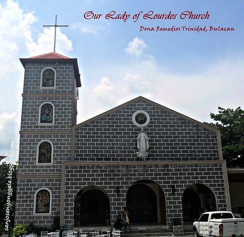 Dona Remedios Trinidad Church