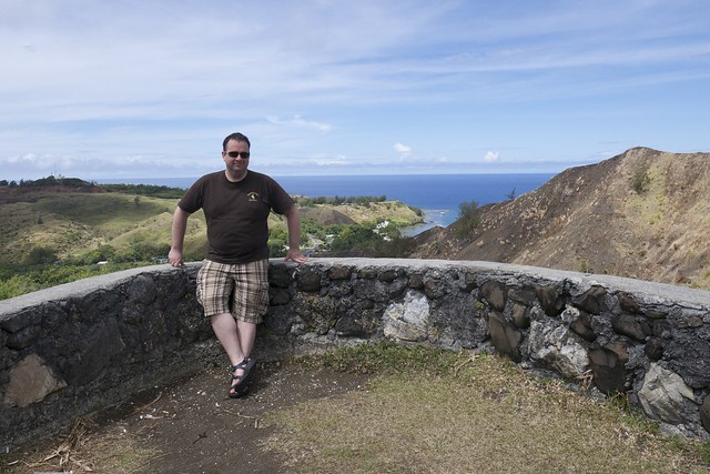 Me in Southern Guam