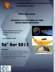 Nigeria outreach 2013