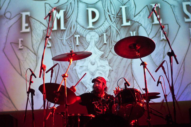 Jucifer @ Temples Festival 05-02-2014