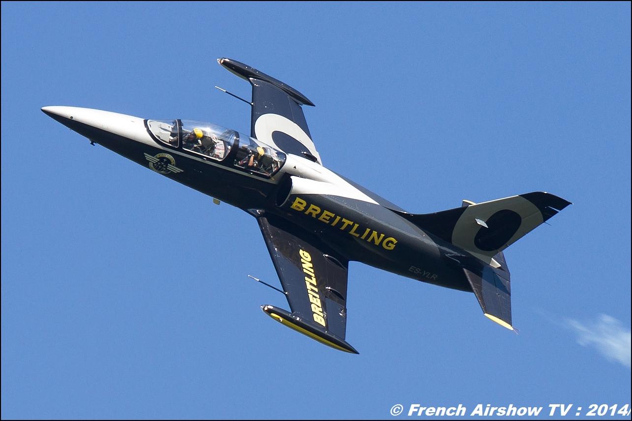 Patrouille Breitling,Meeting Aerien 2014