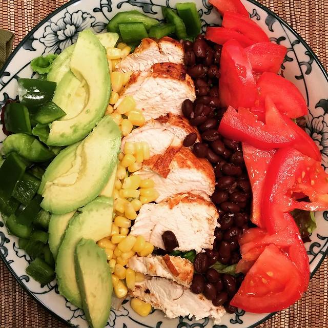 Tacooooooo Salad!