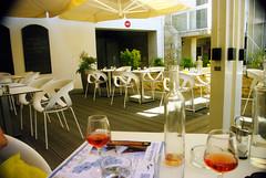 Lunch in Jonzac