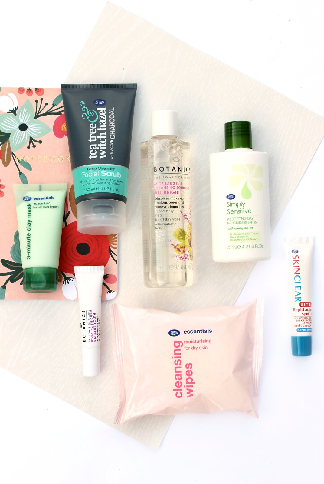 Boots Budget Skincare