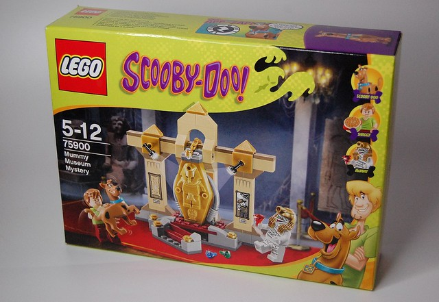 Review - 75900 Scooby-Doo:Mummy Museum Mystery από BRICKSET 19676503540_f6fd143b71_z