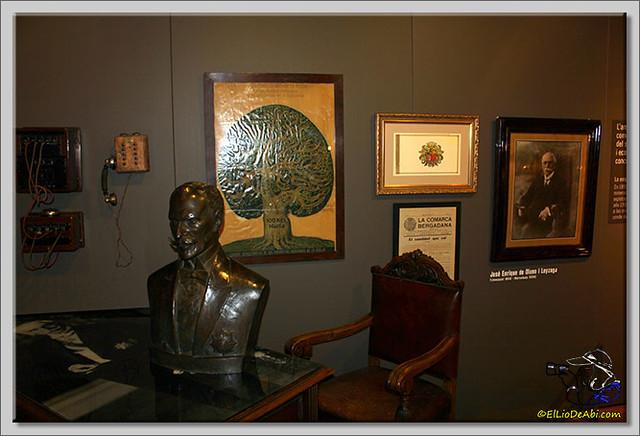 8 Museu de les Mines de Cercs - Sant Corneli