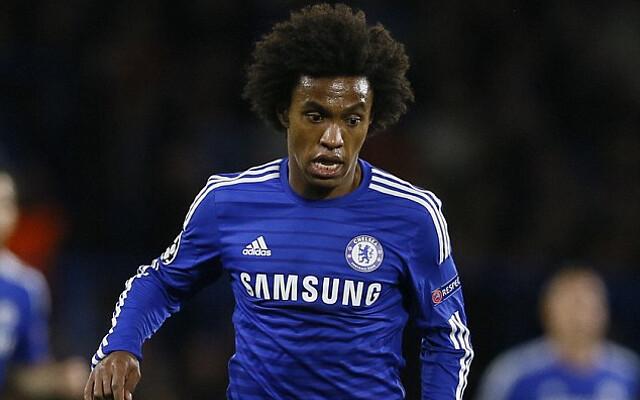 Jornal aponta Willian, do Chelsea, como substituto de Rib�ry no Bayern de Munique