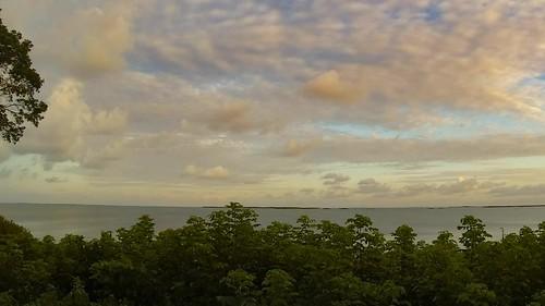 Key Largo Morning Time Lapse Panning