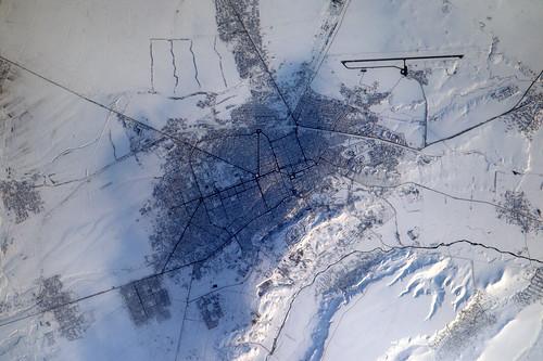 Wintery Armenia
