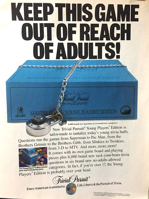 Ads from 1985 Fortune magazine