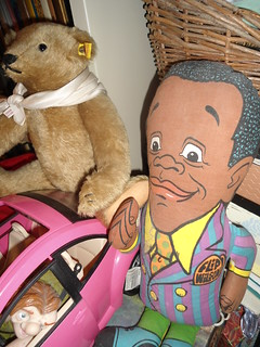 Flip Wilson talking doll 1973