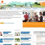 Global Action Plan corporate website
