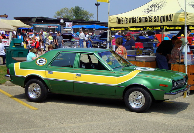 Green Bay Packers Car Flickr Photo Sharing