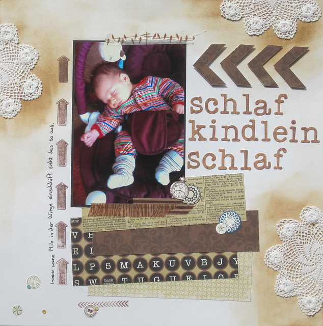 Ethical scrapbook project