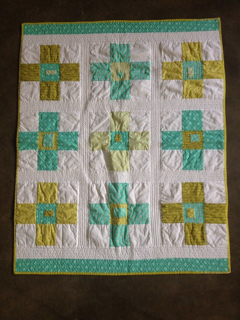 Camila's Baby Quilt